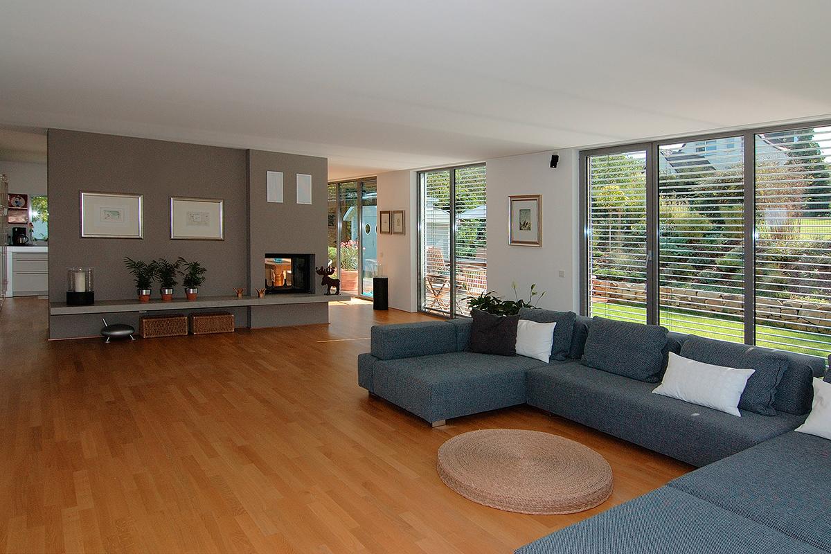Foto: Innenraum Wohnbereich